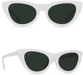 Raen 51mm Flora Cat Eye Sunglasses