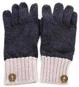 Tory Burch Merino Wool Knit Gloves