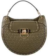 Balmain Quilted Domaine Bag