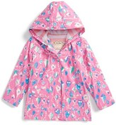 Hatley Toddler Girl's Kites Hooded Raincoat