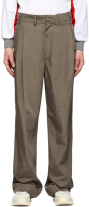 Serapis Brown Worker Trousers