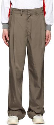 Serapis Brown Worker Trousers