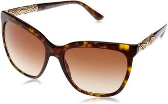 Bulgari Women's 0BV8173B 504/13 56 Sunglasses
