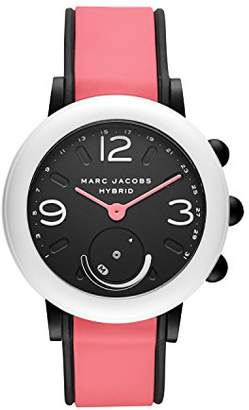 Marc Jacobs Women's Riley Hybrid Silicone Strap