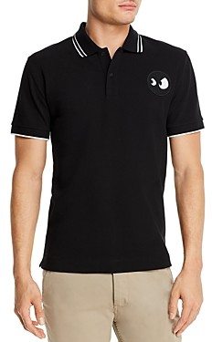 McQ Chester Cotton Tipped Regular Fit Polo Shirt - 100% Exclusive