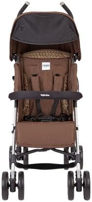 Fendi Kids Zucca stroller
