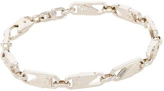 Ambush Sling Snap Bracelet in Silver | FWRD