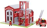 Bigjigs Toys Fire Station