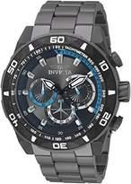 Invicta Men's 'TI-22' Quartz Titanium Casual Watch