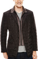 Akademiks Quilted Sport Coat - Slim Fit