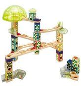 Hape Toys Space City Quadrilla 176-Piece Marble Run Set
