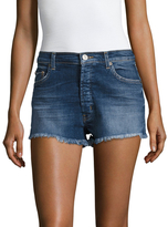 Hudson Tori Cut Off Denim Short