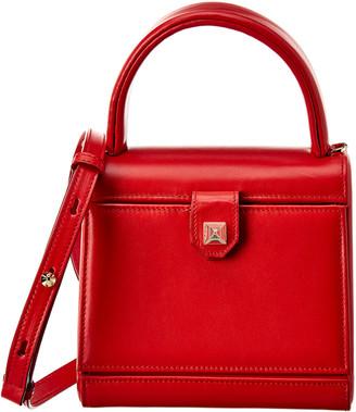 Salar Milano Jelly Leather Shoulder Bag