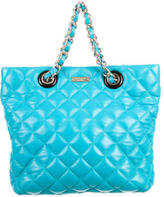Kate Spade Quilted Leather Satchel