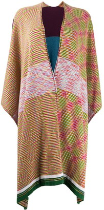 Missoni Cashmere Draped Kaftan