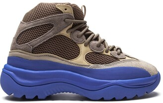 """Yeezy Desert """"Taupe Blue"""" boots"""