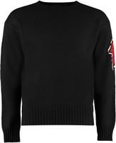 Prada Wool Boatneck Sweater