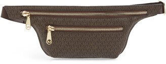 Michael Kors Faux Leather Belt Bag