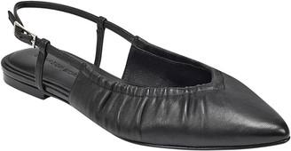Sigerson Morrison Lamya Leather Flat