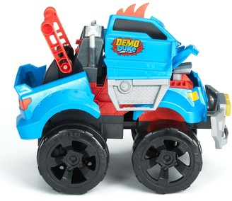Demo Duke Crash And Transform Truck
