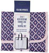 Sally Diamond Print Heat Resistant Storage Case & Thermal Mat
