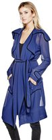 GUESS Pendleton Sheer Trench Coat