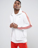 adidas London Pack MDN Track Top In White BK7851