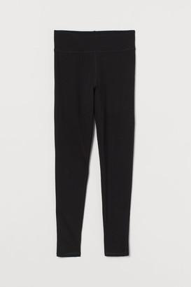 H&M Cotton leggings