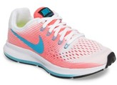 Nike Girl's Zoom Pegasus 34 Sneaker