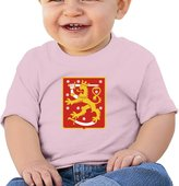 Hera-Boom-Child 2016 World Cup Of Hockey Team Finland Kids T-shirts 6 M (6-24 Months)