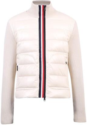 Moncler Zipped Cardigan