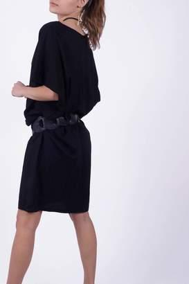 Nu New York Black Shift Dress