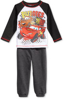 Disney Print Shirt & Pants Set, Toddler & Little Boys (2T-7)