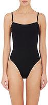 Eres Women's Les Essentiels-Aquarelle One-Piece Swimsuit-BLACK
