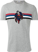 Iceberg Superman T-shirt - men - Cotton/Polyester/Spandex/Elastane - S