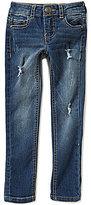 Copper Key Little Girls 4-6X Distressed Jeans