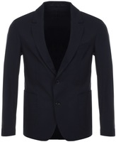 Aquascutum London Teddy Twill Washed Jacket Navy