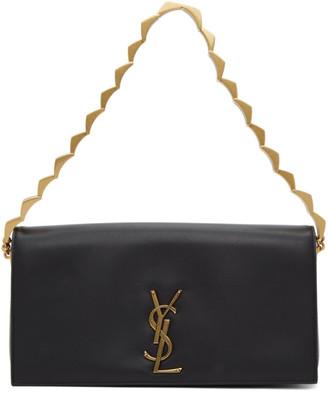 Saint Laurent Black Medium Kate 99 Bag