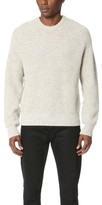 Calvin Klein Collection Nates Camel Hair Sweater