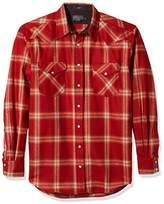 Pendleton Men's Big Long Sleeve Canyon Shirt