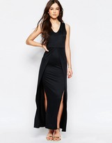 Wal G Maxi Dress With Side Splits