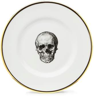 Melody Rose London - Skull Bone China Dessert Plate