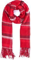 Oasis Preppy check scarf