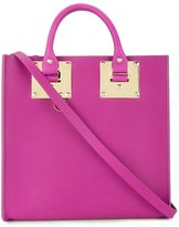 Sophie Hulme small square 'Albion' tote