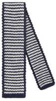 Gucci Children's wool tie with pierced heart