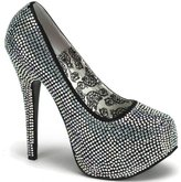 Pleaser USA Women's Teeze-06R/IRI Platform Pump