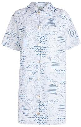 Kenzo Mermaid Tunic Dress