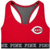 PINK Cincinnati Reds Ultimate Racerback Bra