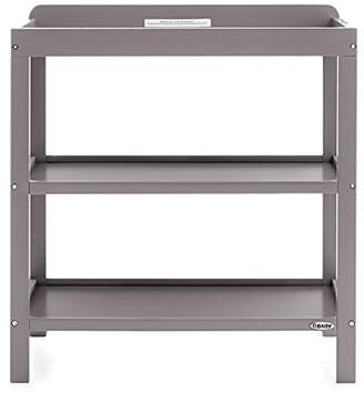 O Baby Obaby Open Changing Unit (Taupe Grey)