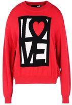 Love Moschino Moschino Long Sleeve Sweater